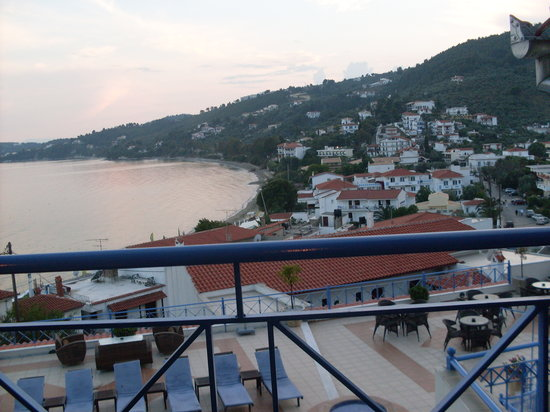 Photo of Hotel Aria Skiathos Town