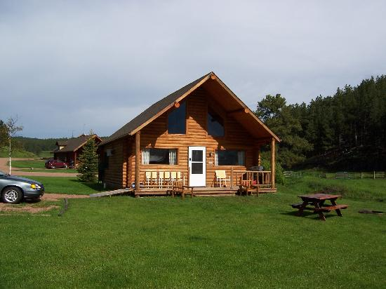 High Country Guest Ranch: Trailside cabin