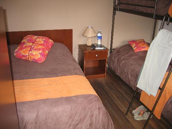 Hostal Villa Nova Inn: A room at Villa Nova Inn