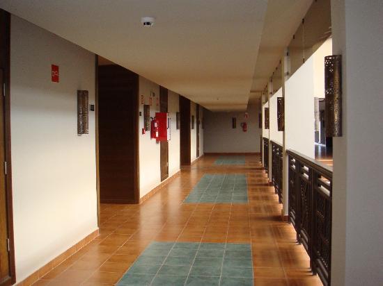 Iberostar Saidia: corredor dos quartos
