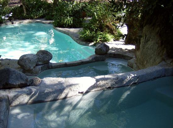 Inkaterra Machu Picchu Pueblo Hotel: Pool area