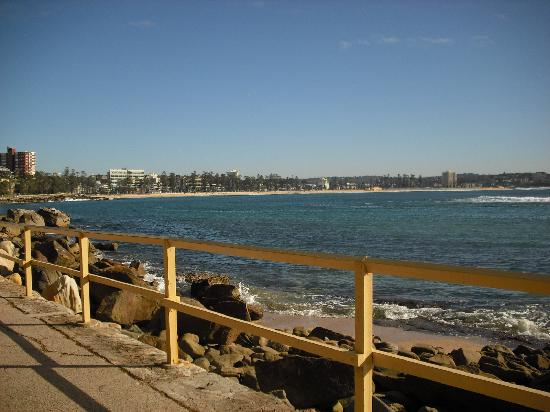 Manly Lodge: 5 minute walk from Lodge