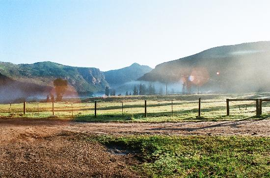 Wilderness Trails Ranch : Great backgroud