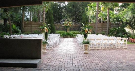 Ocean Lodge: Wedding