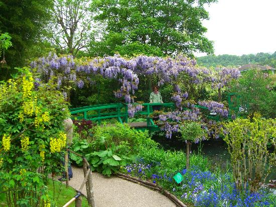 Giverny, Francia: Japanese Bridge