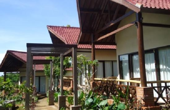 Lovina Eco Lodge: lodge view