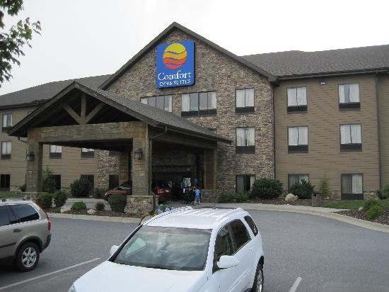 Comfort Inn & Suites Blue Ridge: Nice Decor