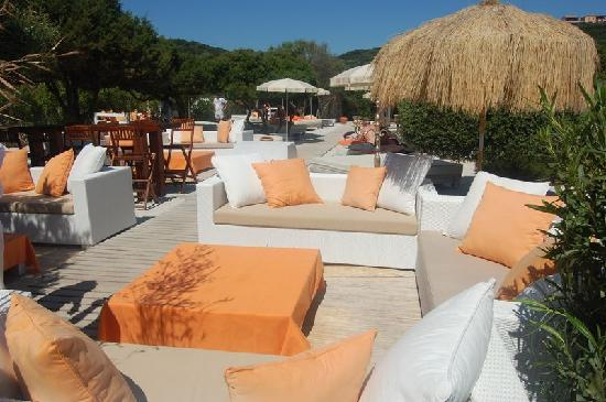 Grand Hotel In Porto Cervo Orange Beach Club
