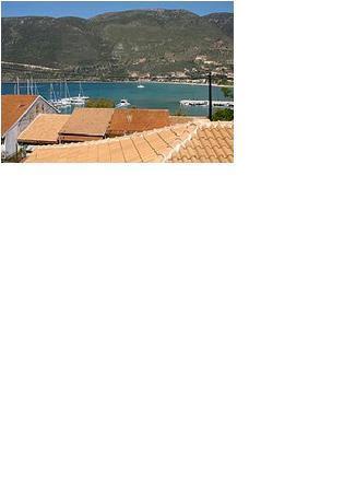 melina's rooms: panorama dal balcone