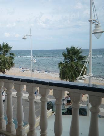 Hotel Altaya: Balkon