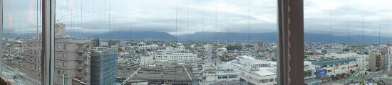 Premier Hotel -CABIN- Matsumoto: A cloudy day