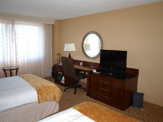 Chattanooga Marriott Downtown: Hotelzimmer