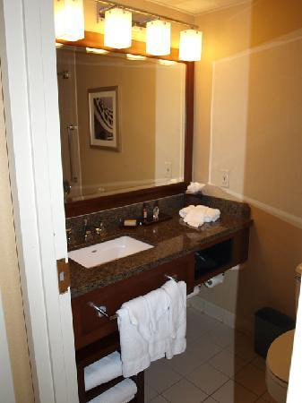 Chattanooga Marriott Downtown: Bad
