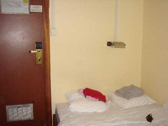 Loginn Hotel: ..stanza minuscola..