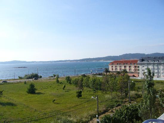 Hotel Pineiro: Vista dia