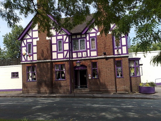 The Plum Pudding - Rugeley