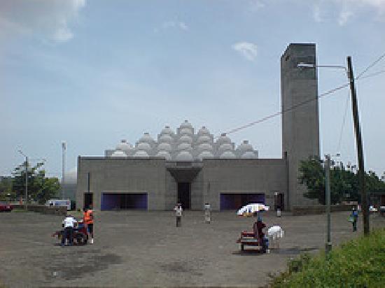 neue Kathedrale Managua