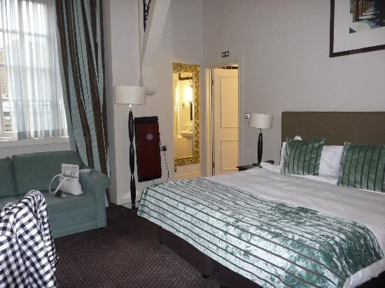 Harte & Garter Hotel & Spa: My room