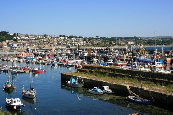 The Smugglers : Newlyn Harbour