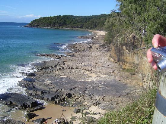 Sandy Beach Resort Noosa: Great Scenery