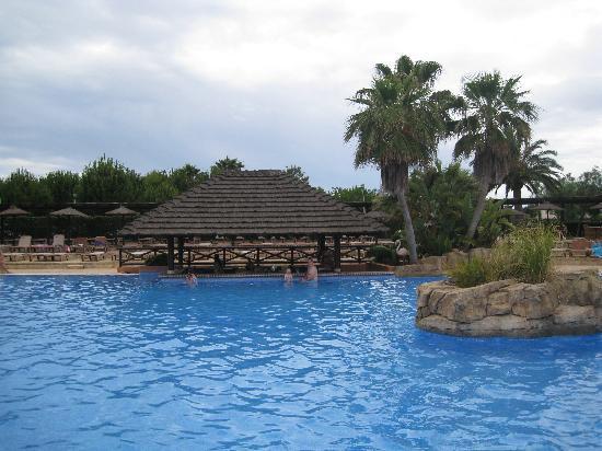 Protur Safari Park Aparthotel : Swim up bar