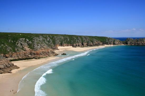 The Smugglers: Porthcurno Beach