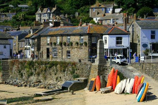 The Smugglers: Mousehole