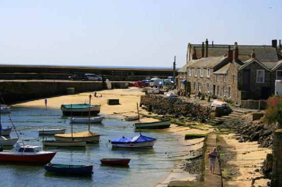 The Smugglers : Mousehole