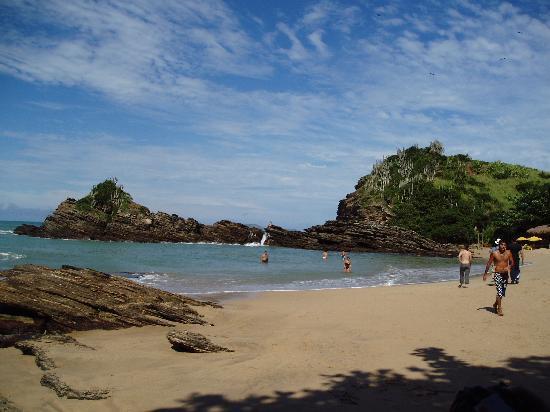 Serena Hotel Boutique Buzios: Praia da Ferradurinha