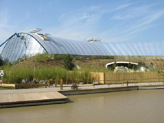 Center Parcs - Domaine des Trois Forets : dome