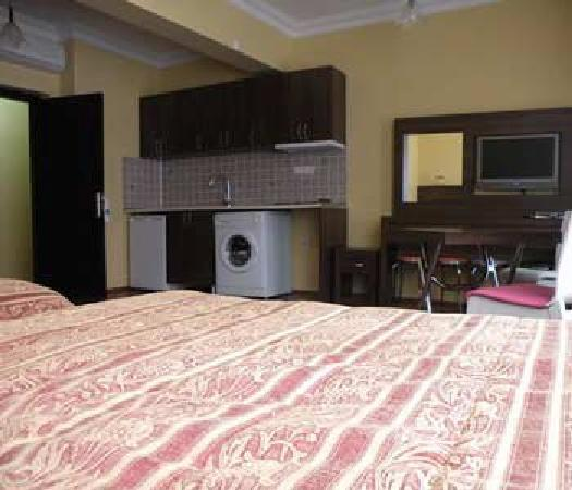 Basilica Apart Hotel: Big room