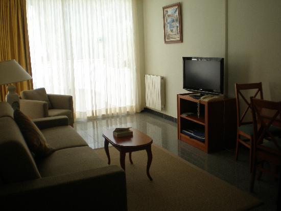 Suite Hotel S'Argamassa Palace: Lounge