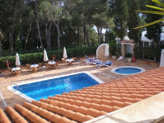Suite Hotel S'Argamassa Palace: Pool