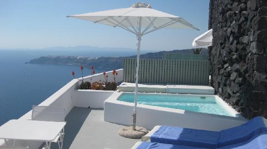 Grace Santorini Hotel: Breathtaking - what a view!!!