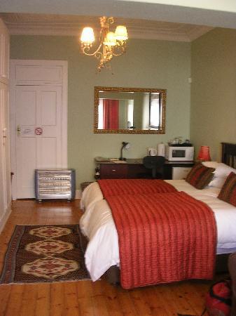 Blu Trea : Our room