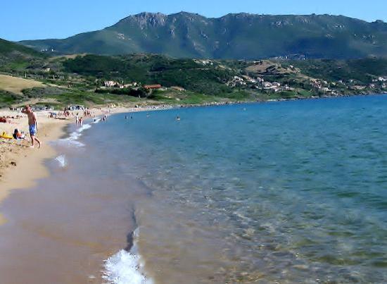 Appietto, France: la plage