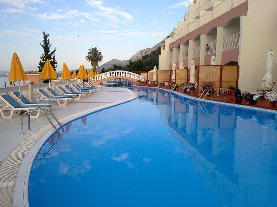 Nissaki, Hellas: The relax pool