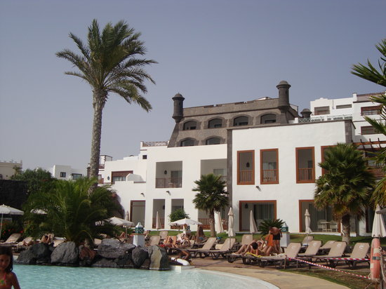 Gran Castillo Tagoro Family & Fun Playa Blanca: vistas