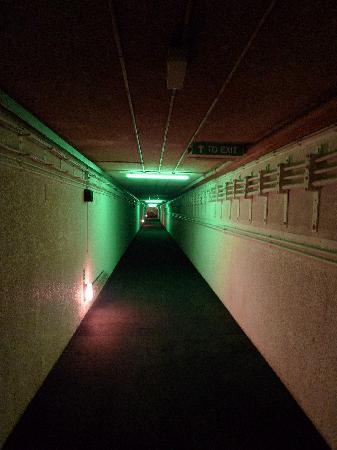 Scotland's Secret Bunker: The way in