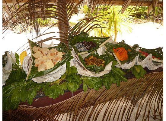 Aitutaki Lagoon: BBQ Lunch