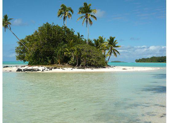 Aitutaki Lagoon: Gorgeous Lagoon