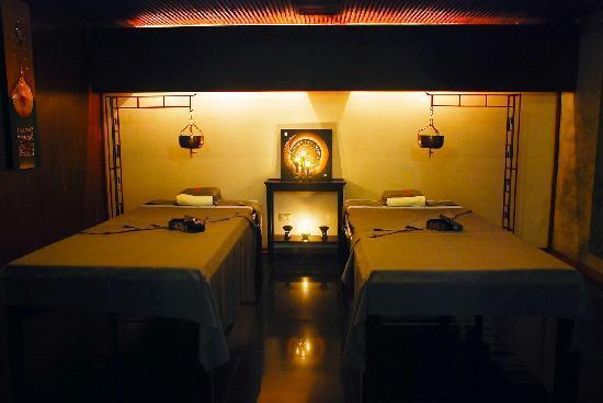 Peak Spa: Ayurvedic massage Room