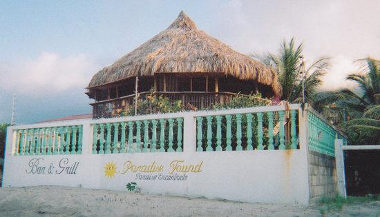Paradise Found Bar & Grill