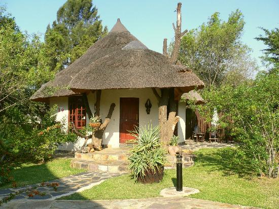 Aquanzi Lodge: Cottage