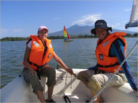 Sailing School & Kayaking Velago Granada : Granada Lake Boat Tours