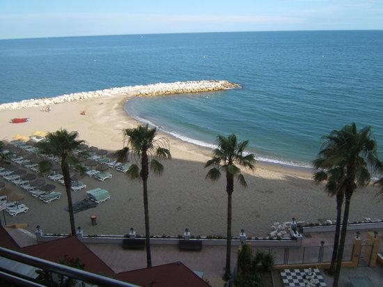 Playabonita Hotel: Vista de la habitacion