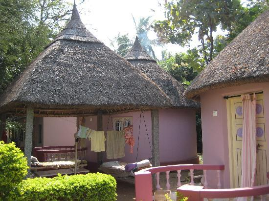 Mowgli Guest House: Littlr Huts