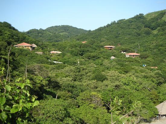 Parque Maritimo el Coco: Cabañas