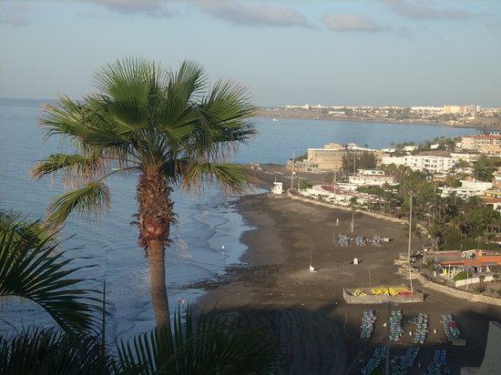 San Agustín, Spanien: vista desde el balcon