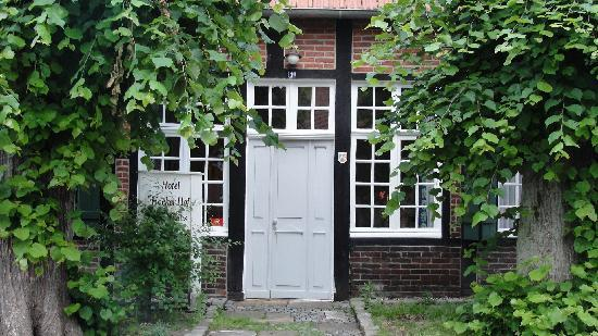 Hoeker Hof: Guest house we stayed in